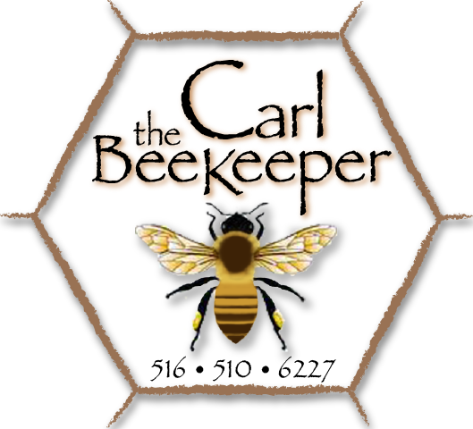 Carl the Beekeeper logo